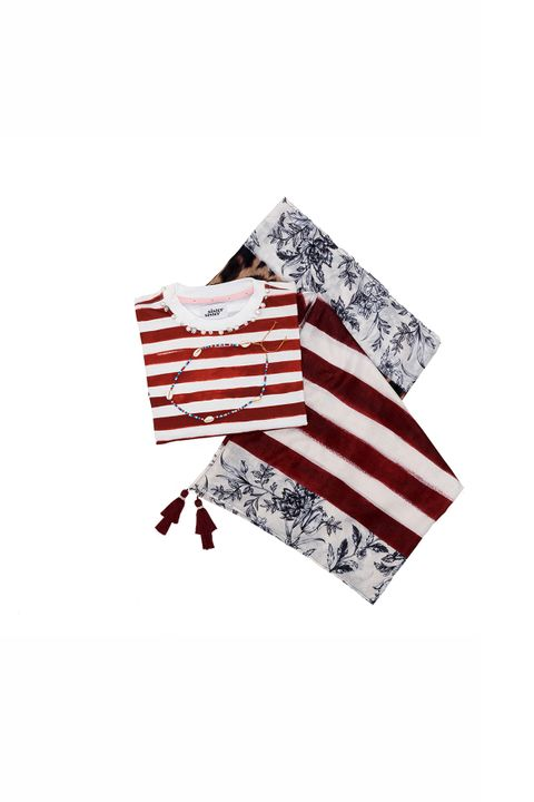 RED STRIPES GIFT KIT