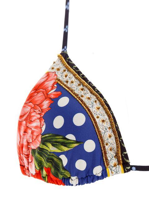 lolita top bordado con detalles hechos a mano