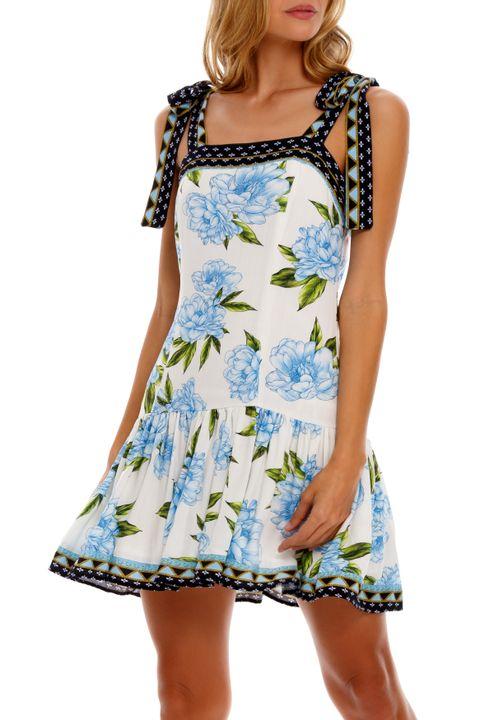 joaquina vestido corto