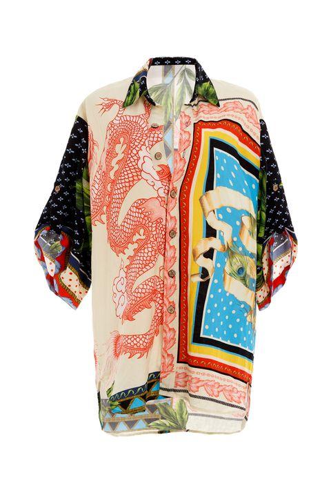 Kayra Shirt Estampada