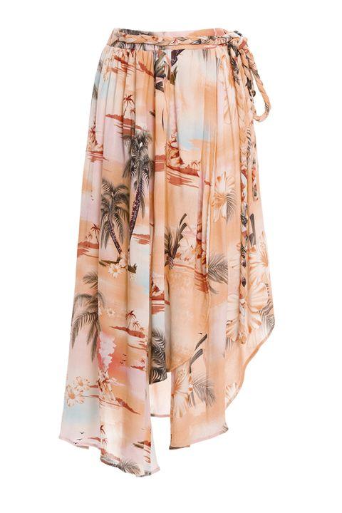 kaylee - ¡falda con capas!
