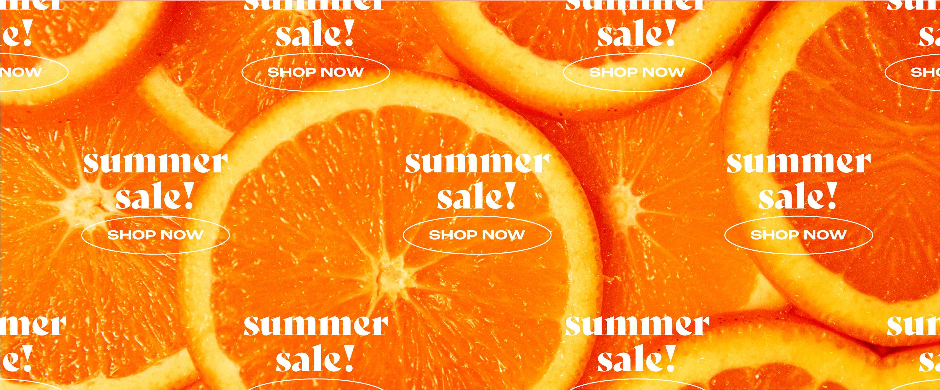 Summer Sale | Agua Bendita